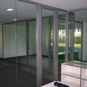 Bürotrennwände aus Jansen Economy