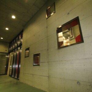 Brandschutztüren und Fenster