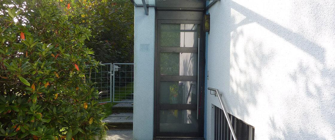 Stoop Metallbau Türen und Tore Banner