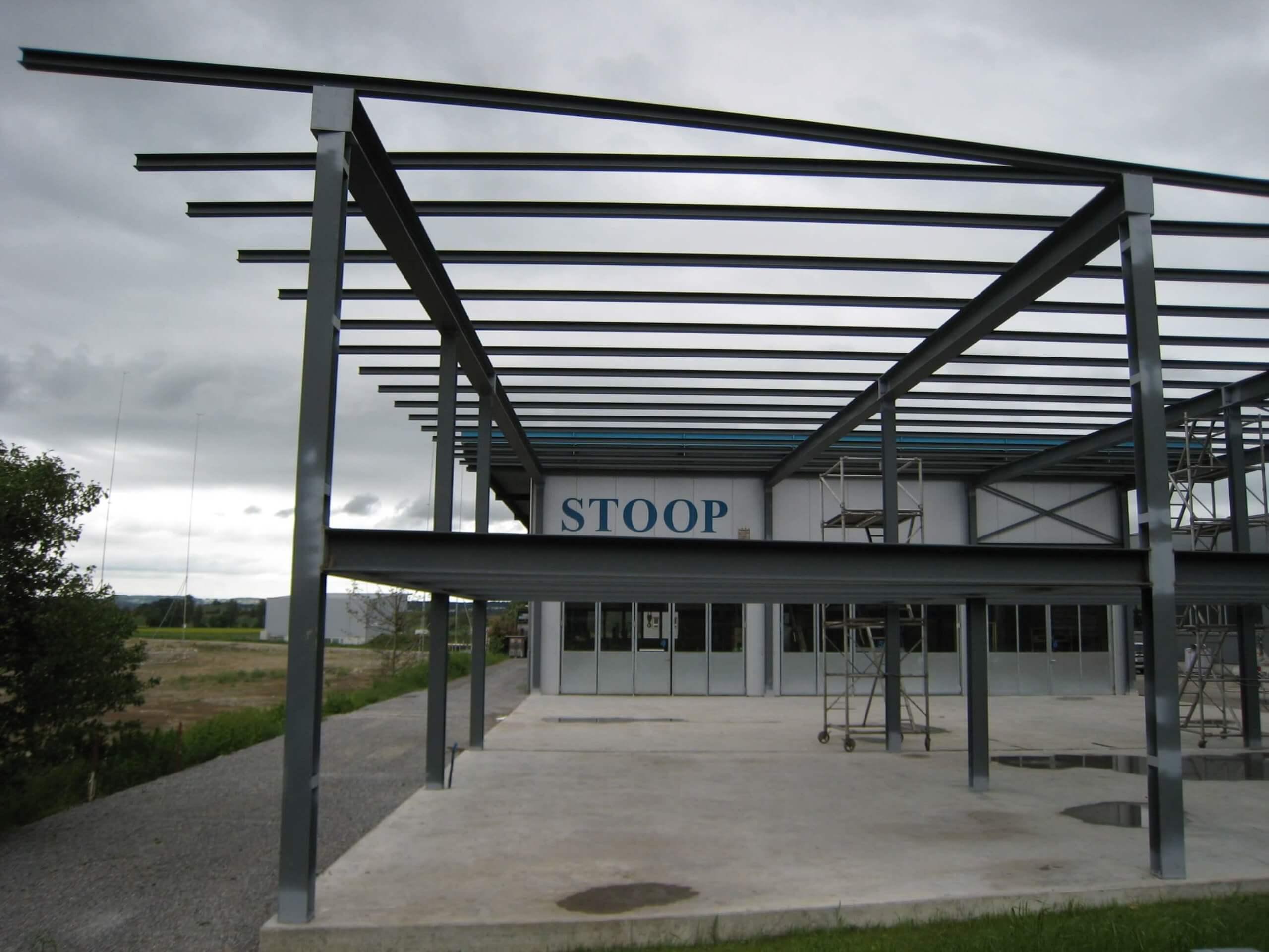 5-Anbau 2008