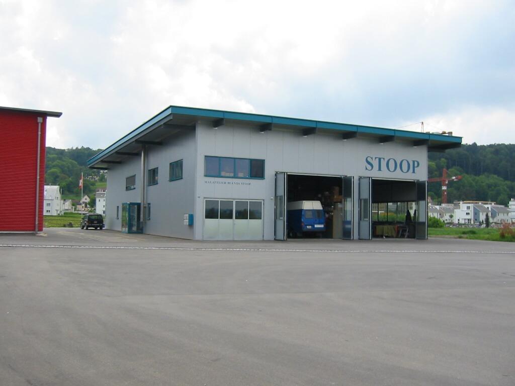 8-Fertige Firmenbau 2000