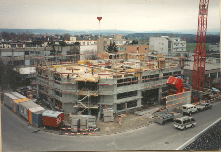 Höhe 2.OG 1994