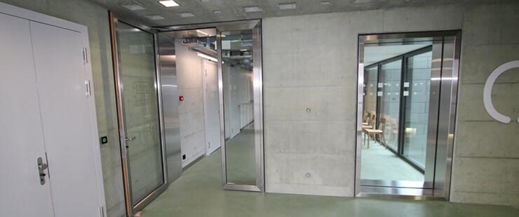 Stoop Metallbau Angebot Brandschutztüren