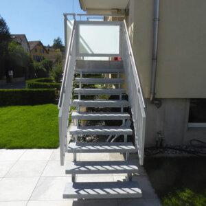 Treppe und Türli